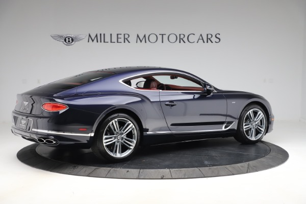 New 2020 Bentley Continental GT V8 for sale $242,250 at Bentley Greenwich in Greenwich CT 06830 8