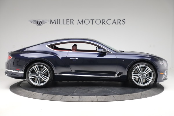 New 2020 Bentley Continental GT V8 for sale $242,250 at Bentley Greenwich in Greenwich CT 06830 9