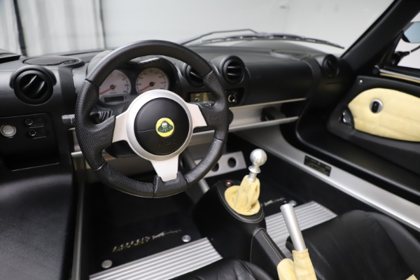 Used 2007 Lotus Elise Type 72D for sale $39,900 at Bentley Greenwich in Greenwich CT 06830 17