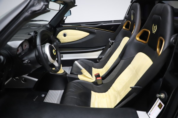 Used 2007 Lotus Elise Type 72D for sale $39,900 at Bentley Greenwich in Greenwich CT 06830 18