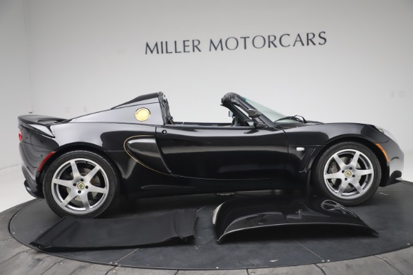 Used 2007 Lotus Elise Type 72D for sale $39,900 at Bentley Greenwich in Greenwich CT 06830 8