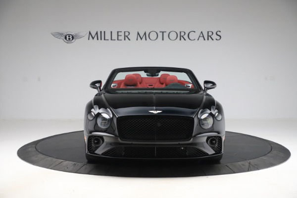 New 2020 Bentley Continental GTC V8 for sale $277,110 at Bentley Greenwich in Greenwich CT 06830 12