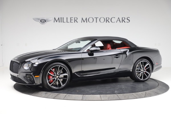 New 2020 Bentley Continental GTC V8 for sale $277,110 at Bentley Greenwich in Greenwich CT 06830 13