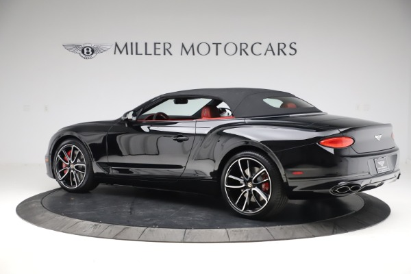 New 2020 Bentley Continental GTC V8 for sale $277,110 at Bentley Greenwich in Greenwich CT 06830 15