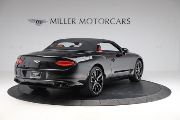 New 2020 Bentley Continental GTC V8 for sale $277,110 at Bentley Greenwich in Greenwich CT 06830 16