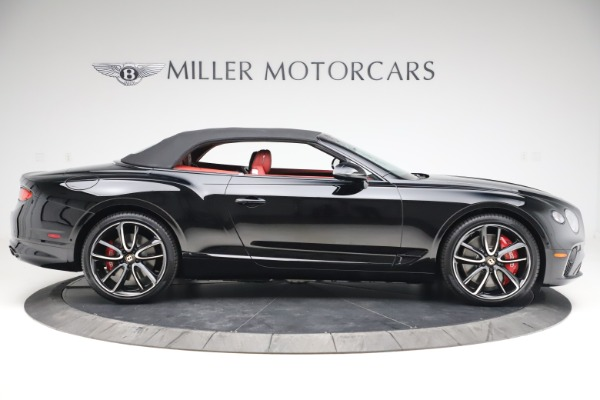 New 2020 Bentley Continental GTC V8 for sale $277,110 at Bentley Greenwich in Greenwich CT 06830 17