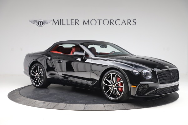 New 2020 Bentley Continental GTC V8 for sale $277,110 at Bentley Greenwich in Greenwich CT 06830 18