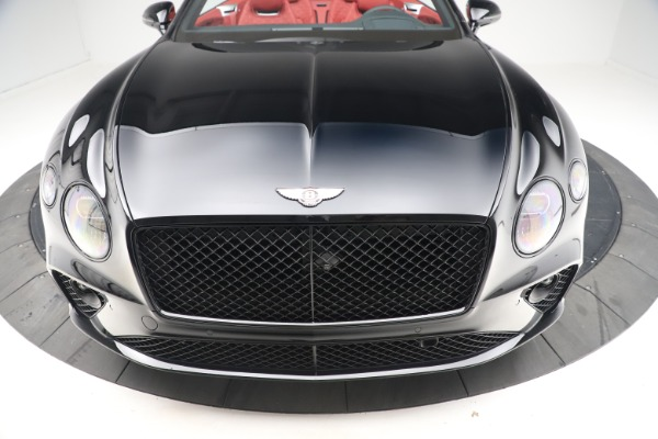 New 2020 Bentley Continental GTC V8 for sale $277,110 at Bentley Greenwich in Greenwich CT 06830 19
