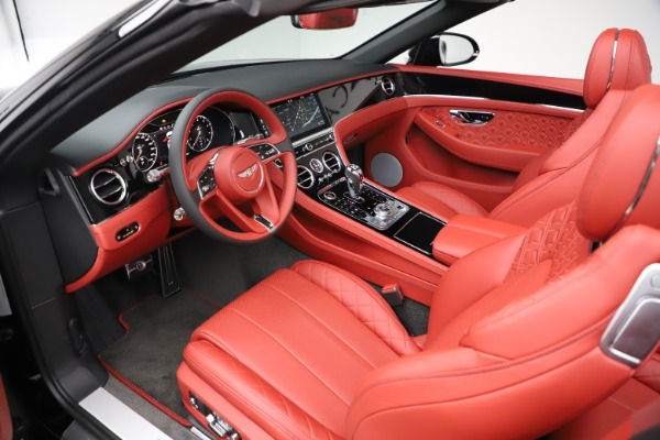New 2020 Bentley Continental GTC V8 for sale $277,110 at Bentley Greenwich in Greenwich CT 06830 22