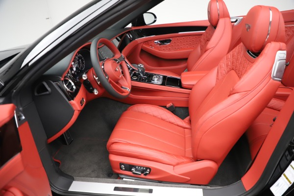 New 2020 Bentley Continental GTC V8 for sale $277,110 at Bentley Greenwich in Greenwich CT 06830 23