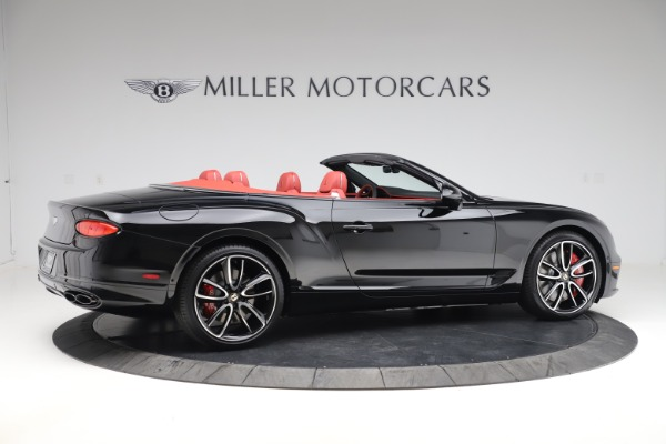 New 2020 Bentley Continental GTC V8 for sale $277,110 at Bentley Greenwich in Greenwich CT 06830 8