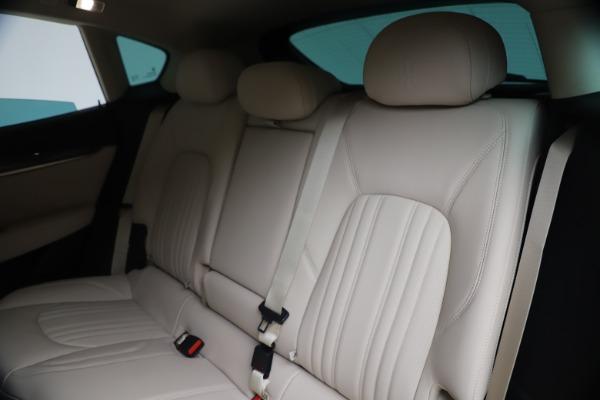 New 2020 Maserati Levante S Q4 GranLusso for sale $97,335 at Bentley Greenwich in Greenwich CT 06830 18