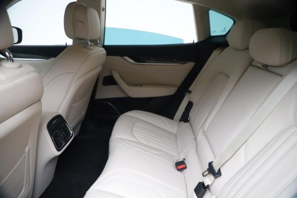 New 2020 Maserati Levante S Q4 GranLusso for sale $97,335 at Bentley Greenwich in Greenwich CT 06830 19