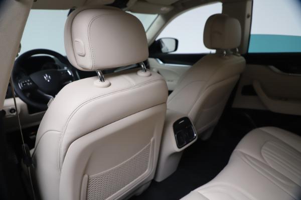 New 2020 Maserati Levante S Q4 GranLusso for sale $97,335 at Bentley Greenwich in Greenwich CT 06830 20