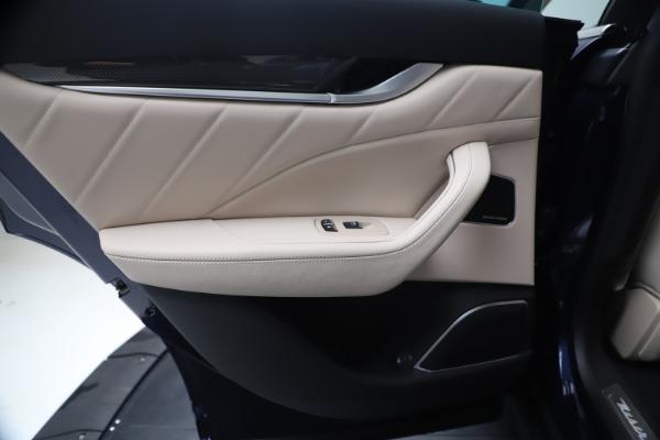 New 2020 Maserati Levante S Q4 GranLusso for sale $97,335 at Bentley Greenwich in Greenwich CT 06830 21