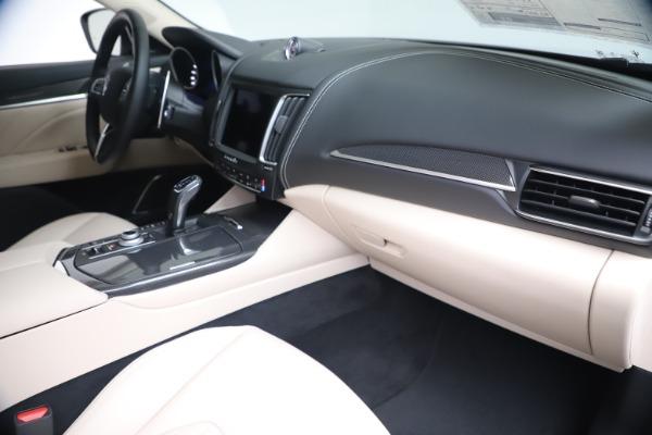 New 2020 Maserati Levante S Q4 GranLusso for sale $97,335 at Bentley Greenwich in Greenwich CT 06830 22