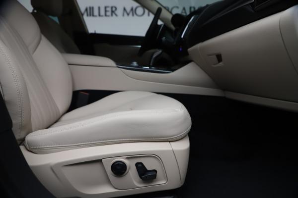 New 2020 Maserati Levante S Q4 GranLusso for sale $97,335 at Bentley Greenwich in Greenwich CT 06830 23