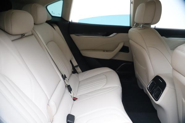 New 2020 Maserati Levante S Q4 GranLusso for sale $97,335 at Bentley Greenwich in Greenwich CT 06830 27