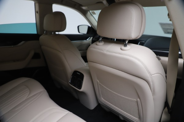 New 2020 Maserati Levante S Q4 GranLusso for sale $97,335 at Bentley Greenwich in Greenwich CT 06830 28