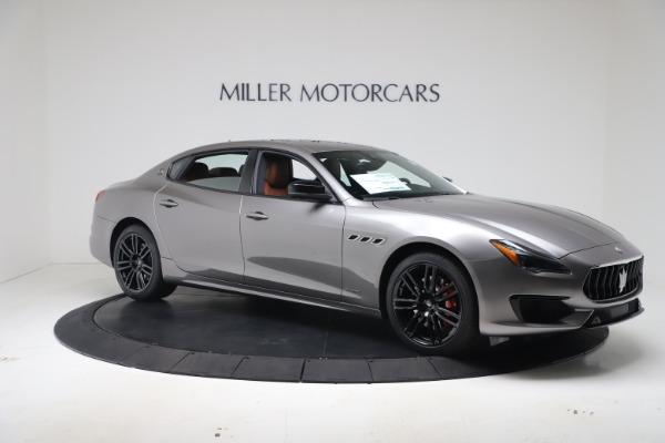 New 2020 Maserati Quattroporte S Q4 GranSport for sale $120,285 at Bentley Greenwich in Greenwich CT 06830 10