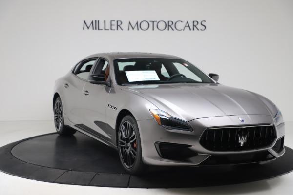 New 2020 Maserati Quattroporte S Q4 GranSport for sale $120,285 at Bentley Greenwich in Greenwich CT 06830 11