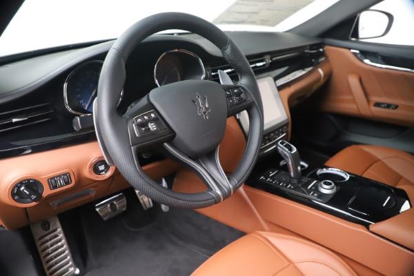 New 2020 Maserati Quattroporte S Q4 GranSport for sale $120,285 at Bentley Greenwich in Greenwich CT 06830 13
