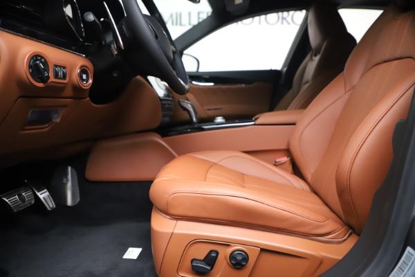 New 2020 Maserati Quattroporte S Q4 GranSport for sale $120,285 at Bentley Greenwich in Greenwich CT 06830 14