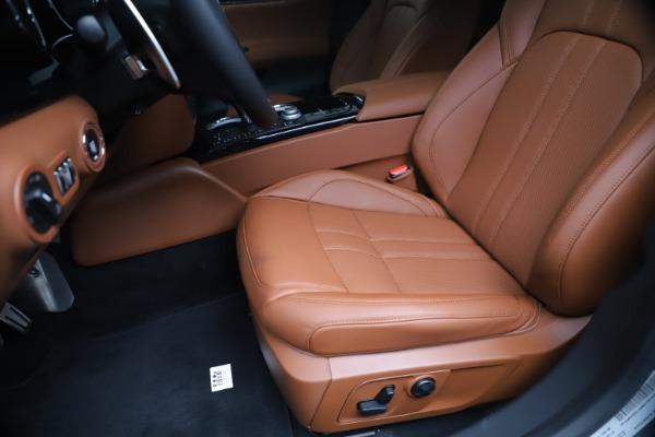New 2020 Maserati Quattroporte S Q4 GranSport for sale $120,285 at Bentley Greenwich in Greenwich CT 06830 15