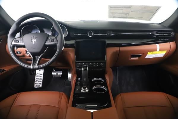 New 2020 Maserati Quattroporte S Q4 GranSport for sale $120,285 at Bentley Greenwich in Greenwich CT 06830 16