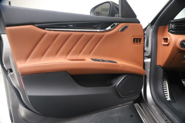 New 2020 Maserati Quattroporte S Q4 GranSport for sale $120,285 at Bentley Greenwich in Greenwich CT 06830 17
