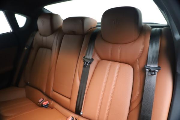 New 2020 Maserati Quattroporte S Q4 GranSport for sale $120,285 at Bentley Greenwich in Greenwich CT 06830 18