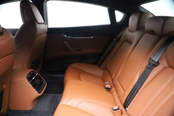 New 2020 Maserati Quattroporte S Q4 GranSport for sale $120,285 at Bentley Greenwich in Greenwich CT 06830 19