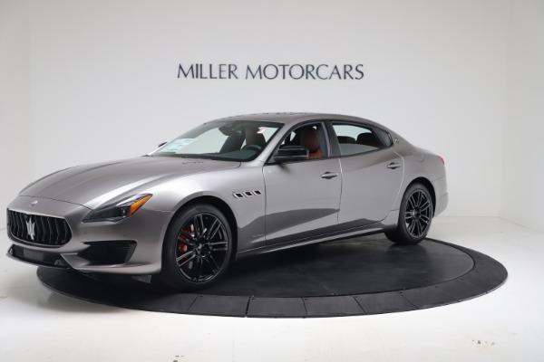 New 2020 Maserati Quattroporte S Q4 GranSport for sale $120,285 at Bentley Greenwich in Greenwich CT 06830 2