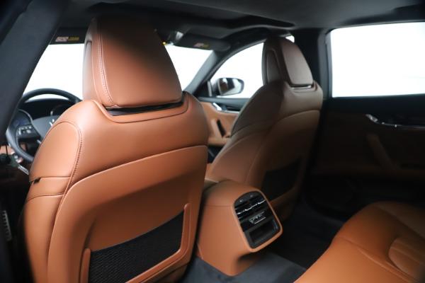 New 2020 Maserati Quattroporte S Q4 GranSport for sale $120,285 at Bentley Greenwich in Greenwich CT 06830 20