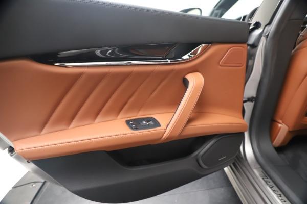 New 2020 Maserati Quattroporte S Q4 GranSport for sale $120,285 at Bentley Greenwich in Greenwich CT 06830 21