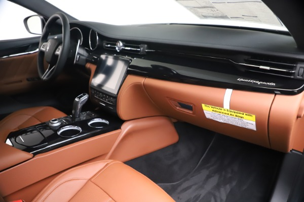 New 2020 Maserati Quattroporte S Q4 GranSport for sale $120,285 at Bentley Greenwich in Greenwich CT 06830 22