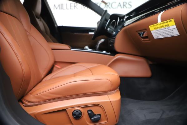 New 2020 Maserati Quattroporte S Q4 GranSport for sale $120,285 at Bentley Greenwich in Greenwich CT 06830 23