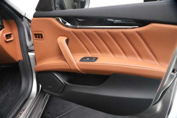 New 2020 Maserati Quattroporte S Q4 GranSport for sale $120,285 at Bentley Greenwich in Greenwich CT 06830 25