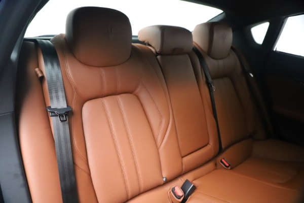New 2020 Maserati Quattroporte S Q4 GranSport for sale $120,285 at Bentley Greenwich in Greenwich CT 06830 26