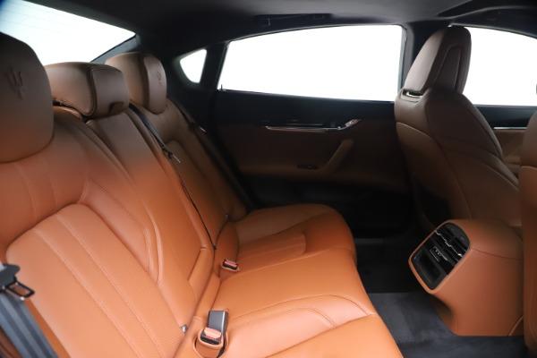New 2020 Maserati Quattroporte S Q4 GranSport for sale $120,285 at Bentley Greenwich in Greenwich CT 06830 27