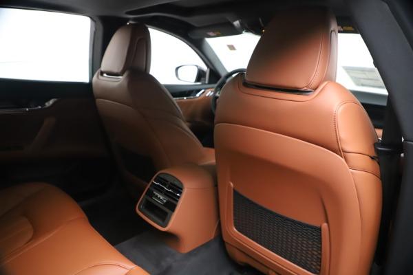 New 2020 Maserati Quattroporte S Q4 GranSport for sale $120,285 at Bentley Greenwich in Greenwich CT 06830 28