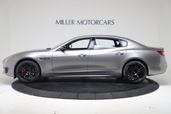 New 2020 Maserati Quattroporte S Q4 GranSport for sale $120,285 at Bentley Greenwich in Greenwich CT 06830 3