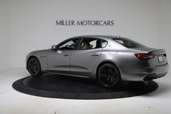 New 2020 Maserati Quattroporte S Q4 GranSport for sale $120,285 at Bentley Greenwich in Greenwich CT 06830 4