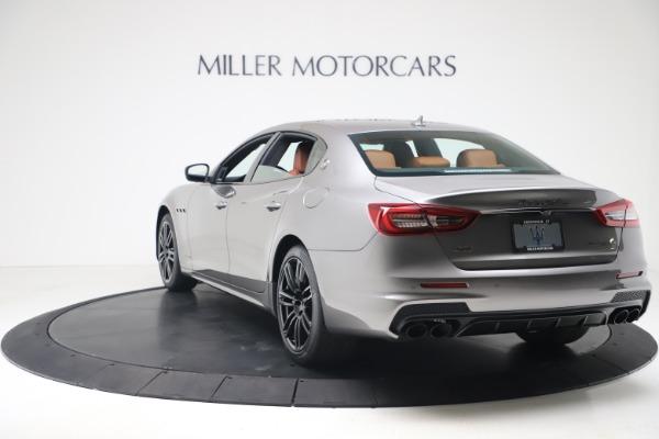 New 2020 Maserati Quattroporte S Q4 GranSport for sale $120,285 at Bentley Greenwich in Greenwich CT 06830 5