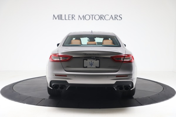 New 2020 Maserati Quattroporte S Q4 GranSport for sale $120,285 at Bentley Greenwich in Greenwich CT 06830 6