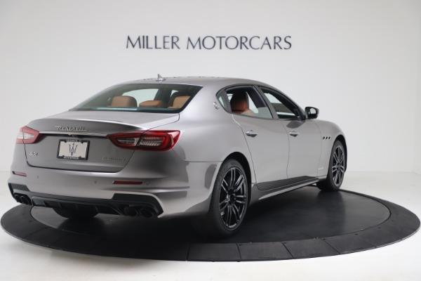 New 2020 Maserati Quattroporte S Q4 GranSport for sale $120,285 at Bentley Greenwich in Greenwich CT 06830 7