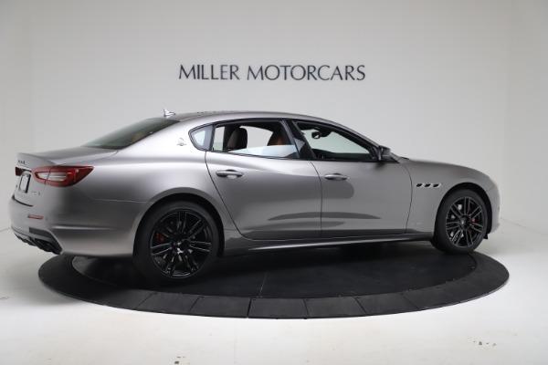 New 2020 Maserati Quattroporte S Q4 GranSport for sale $120,285 at Bentley Greenwich in Greenwich CT 06830 8