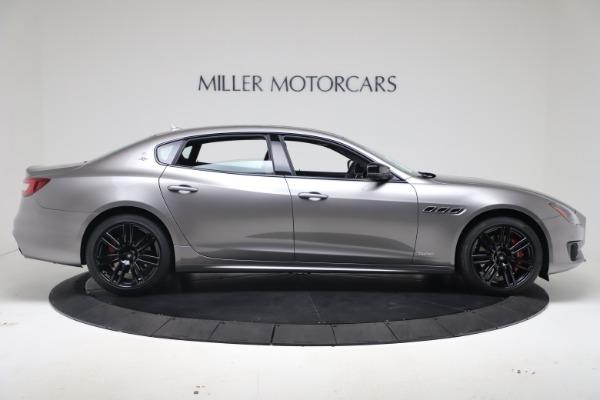 New 2020 Maserati Quattroporte S Q4 GranSport for sale $120,285 at Bentley Greenwich in Greenwich CT 06830 9