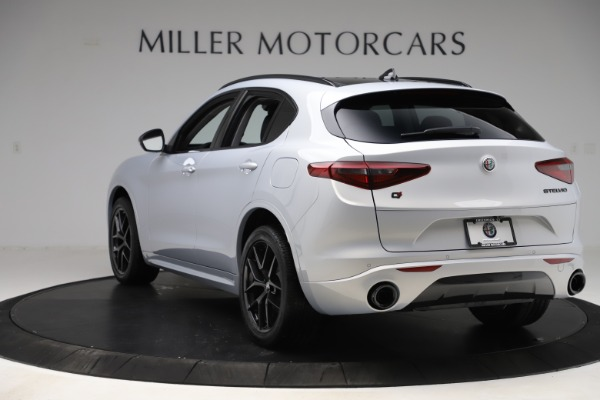 New 2020 Alfa Romeo Stelvio Ti Q4 for sale Sold at Bentley Greenwich in Greenwich CT 06830 5
