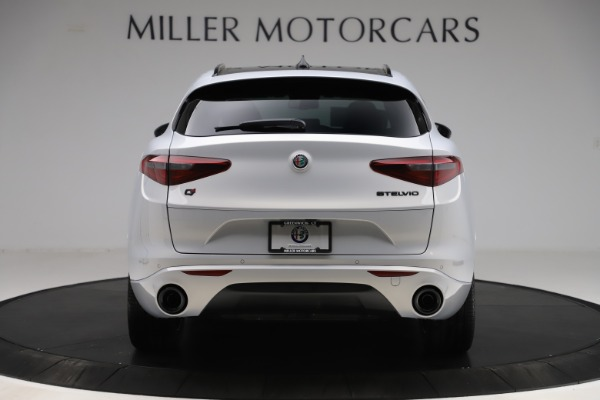 New 2020 Alfa Romeo Stelvio Ti Q4 for sale Sold at Bentley Greenwich in Greenwich CT 06830 6
